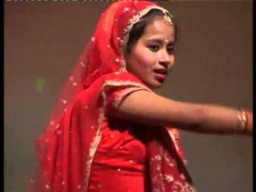 Classical dance at Mount Abu by Sirina