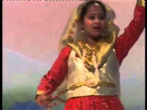 Sirina performing classical at Mount Abu