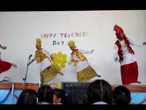 Teachers Day Performance